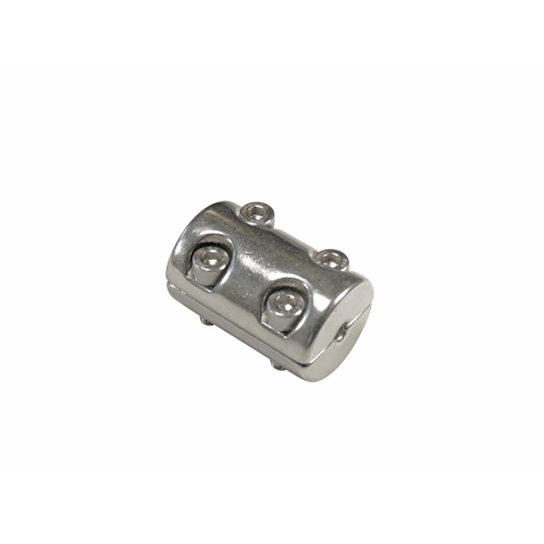 Wire rope clamp ring, heavy duty 8mm,M5, Yacht Steel Mobile
