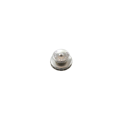 loxx knob upper part large, stainless steel